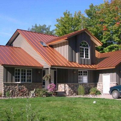 Affordable Tin Roof Installation In The Virginia Area